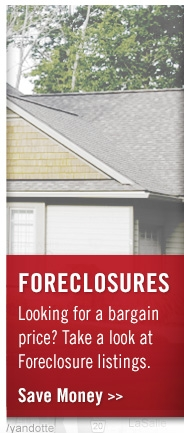 Foreclosures - Looking for a bargain price? Take a look at foreclosure listings.
