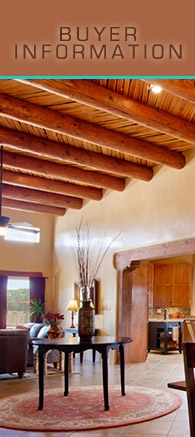 Information for Home Buyers in Santa Fe