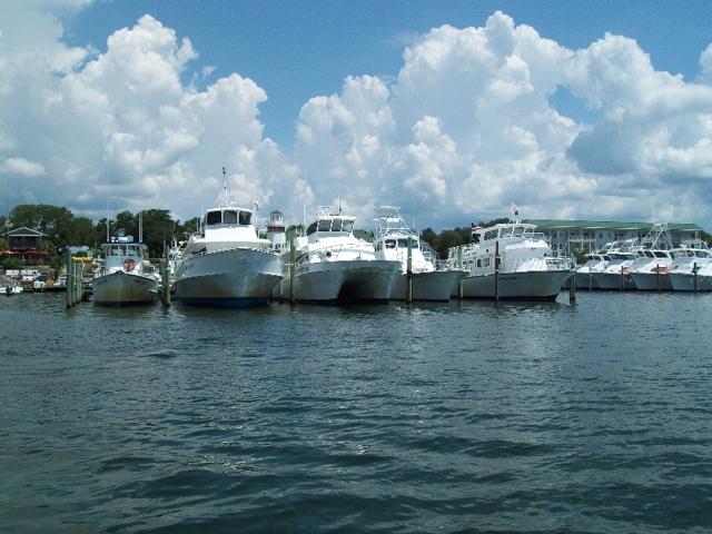 Boating in Northwest Florida