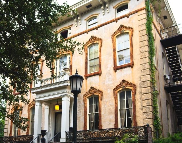Savannah real estate the islands real estate historic for Historic houses in savannah ga