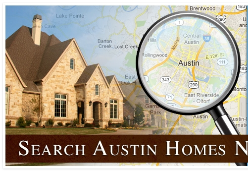 Search Austin Homes Now! click to start