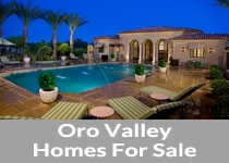 Oro Valley AZ homes for sale
