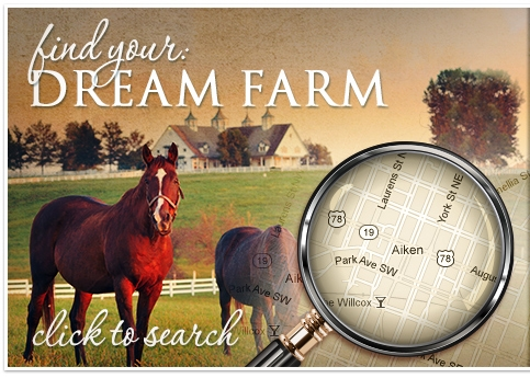 Find Your Dream Farm - click here to search