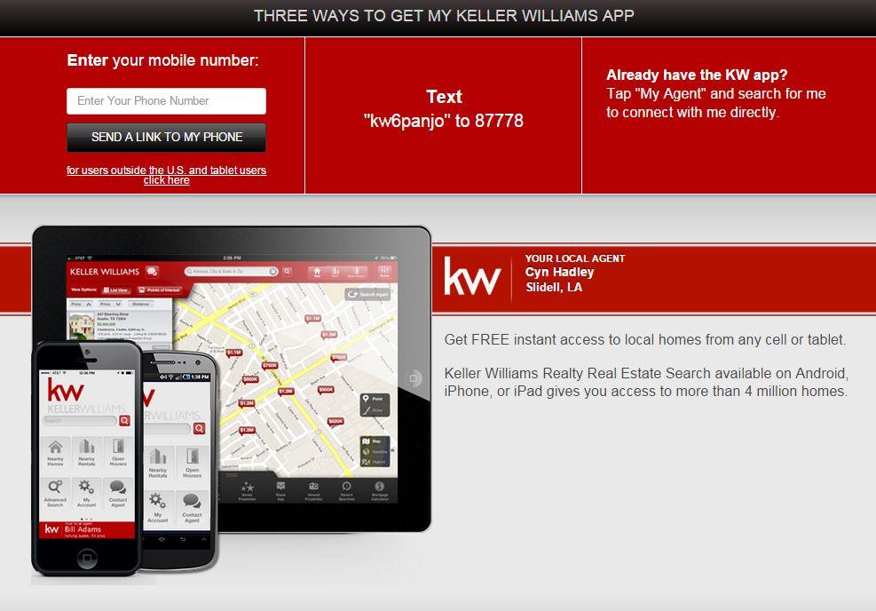Cyn Hadley Mobile App