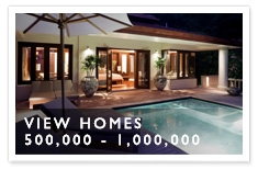 View Homes $500,000 - $1,000,000