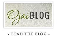 Ojai Blog