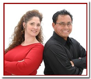 Robin and Duane Torres of Robin Torres and Company with Keller Williams Realty