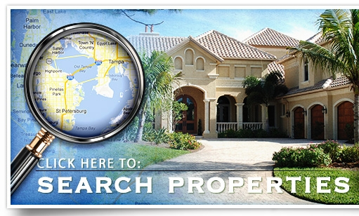 Search Properties in Tampa, St. Petersburg, St. Pete Beach, Find Homes for Sale in Tampa, St. Petersburg, St. Pete Beach