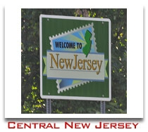 Living in Central New Jersey