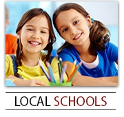 Information about Schools in Raleigh, Durham, Cary and Chapel Hill/Carrboro, and the surrounding suburban areas of the Triangle area