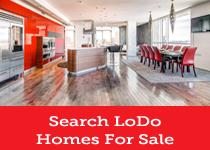 LoDo Denver CO homes for sale