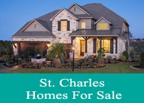 St Charles MO homes for sale