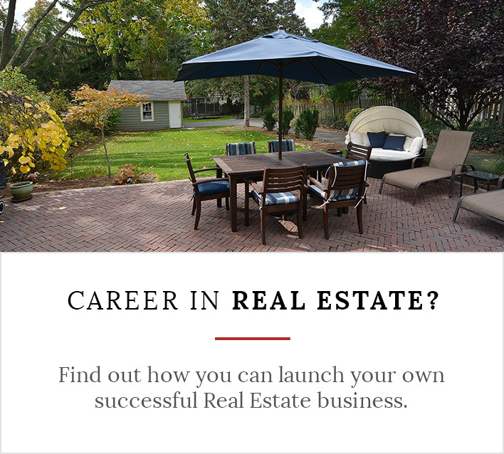 Career In Real Estate?