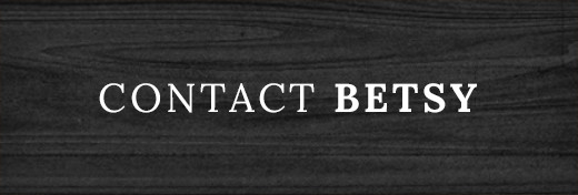 Contact Betsy