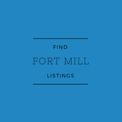 Fort Mill Homes For Sale