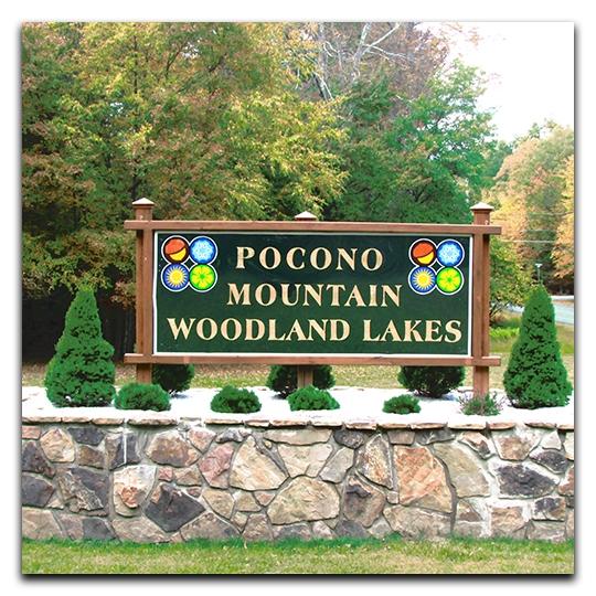 pa milford Pocono woodlands