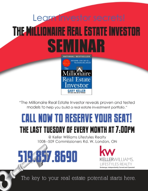 how to become a millionaire real estate investor