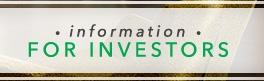 Information For Investors