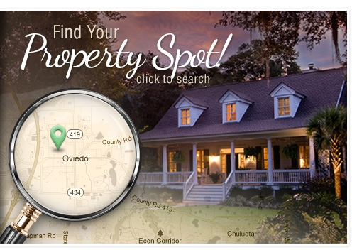 Find Your Property Spot - Oviedo, Florida