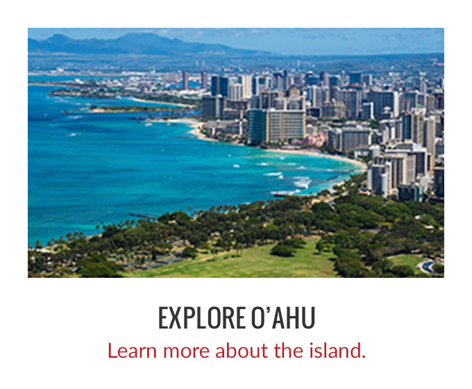 Explore O'Ahu