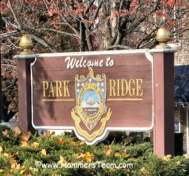 Welcome To Park Ridge New Jersey