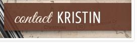 Contact Kristin Duncan