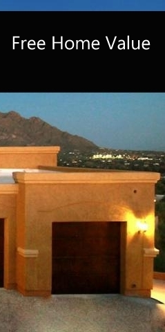 Free Home Value for Tucson Home Owners