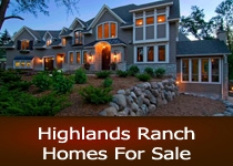 Search Highlands Ranch CO homes for sale