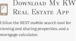 Download My KW Real Estate App