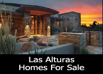 Las Alturas Tucson homes for sale