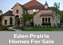 Search for Eden Prairie MN homes for sale