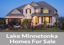 Lake Minnetonka MN homes for sale