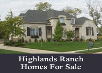 Highlands Ranch CO homes for sale