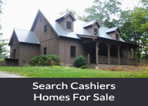 Cashiers NC homes for sale