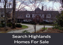 Highlands NC homes for sale