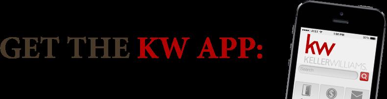 Get the kw app get the kw app