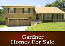 Search Gardner KS homes for sale