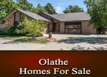 Olathe KS homes for sale