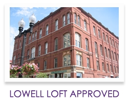 Lowell Loft Approved