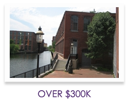 Lowell Loft Over $300K Listings