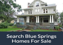 Blue Springs MO homes for sale
