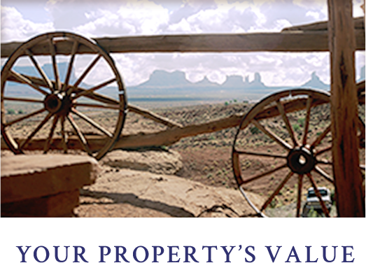 your propertys value