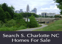 S Charlotte NC homes for sale