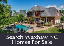 Waxhaw NC homes for sale