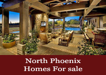 Search North Phoenix AZ homes for sale