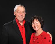 Cindy and Bob  Komar