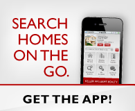 KW Realty Mobile Real Estate Search app