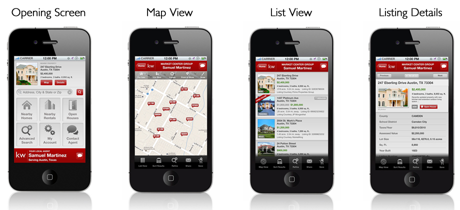 Real Estate Search App For Anchorage AK