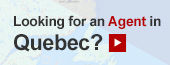 quebec: search for an agent