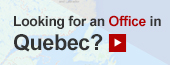 Quebec: Search For an Office